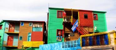 boca caminito los angeles zdjęcie royalty free