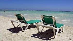 Boca chica beach Royalty Free Stock Photos
