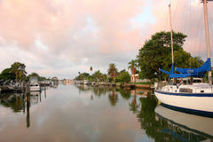 Boca Ciega Bay Royalty Free Stock Photography