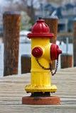 Boca de incêndio Fotografia de Stock