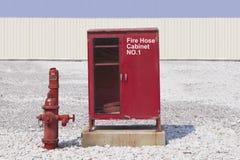 Boca de incêndio da água Fotografia de Stock