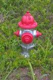 Boca de incêndio de fogo Imagem de Stock