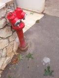 Boca de incêndio de fogo fina Imagens de Stock