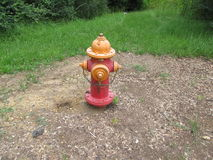 boca de incêndio de fogo mais nova imagens de stock