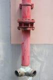 Boca de incêndio de fogo velha Fotografia de Stock Royalty Free