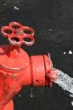 Boca de incêndio de incêndio Imagens de Stock