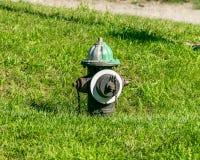 Boca de incendio de la boca de incendios Fotos de archivo libres de regalías