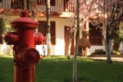 Boca de incendios Imagenes de archivo