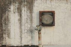 Boca de incendios abandonada Imagen de archivo libre de regalías