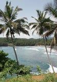 Boca de Inferno, Sao Tomé e Principe fotografia stock