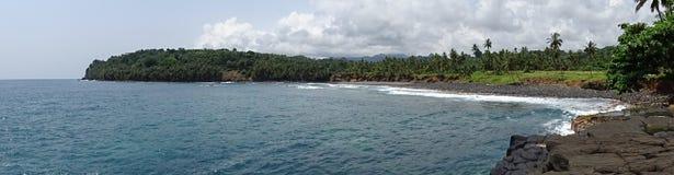 Boca de Inferno, Sao Tome and Principe. Africa Stock Photography