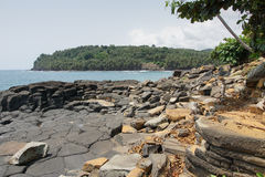 Boca de Inferno, Sao Tome and Principe. Africa Stock Photos
