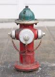Boca de riego de fuego Imagenes de archivo
