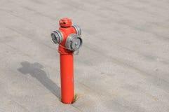 Boca de riego de fuego Fotos de archivo