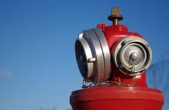 Boca de riego de fuego Foto de archivo