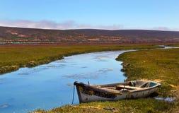 Boca de rio Papendorp Imagem de Stock