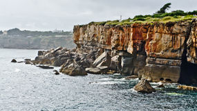 Boca del inferno portugal Royalty Free Stock Photography