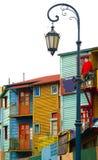 Boca del La - Caminito Fotografía de archivo libre de regalías