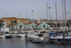 Boca do Bom Sucesso port in Belem Stock Images