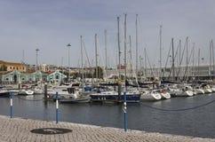 Boca do Bom Sucesso port Royalty Free Stock Images