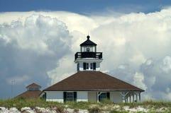 Boca grand avant tempête Photo libre de droits