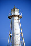 Boca Grande Entrance Rear Range Lighthouse Royalty Free Stock Photo