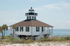 Boca Grande Light Royalty Free Stock Photography