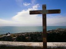 Boca hace el infierno - Cais Cais - Portugal Fotos de archivo libres de regalías