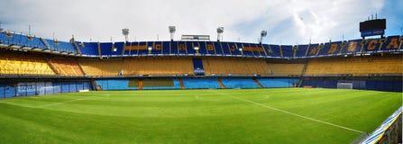 Boca Juniors Stadium, Buenos Aires, la Argentina Imagen de archivo libre de regalías