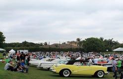 Boca Raton car event Royalty Free Stock Photography