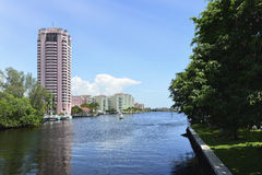 Boca Raton Stock Photo
