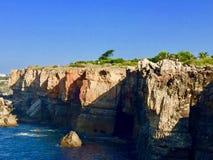 Boca robi jatka portugalczyka dla piekła ` s usta, Portugalia zdjęcia royalty free