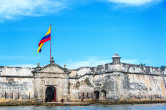 Bocachica Fort Royalty Free Stock Image
