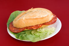 Bocadillo Royalty Free Stock Image