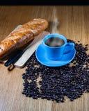 Bocado del café Fotos de archivo
