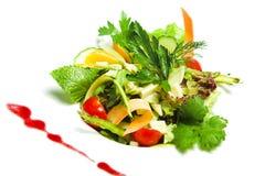 Bocado vegetariano Imagen de archivo