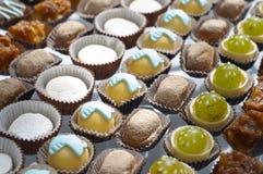 Bocados dulces Imagen de archivo libre de regalías