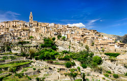 Bocairent Medieval Town Royalty Free Stock Image
