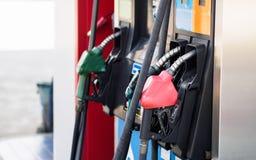 Bocal de combustível Fotografia de Stock