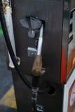 Bocal de combustível velho Fotos de Stock Royalty Free