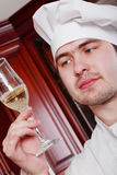 Bocal wine Royalty Free Stock Images