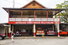Bocas del托罗,巴拿马 免版税库存照片