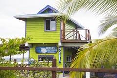 Bocas del托罗,巴拿马 库存图片