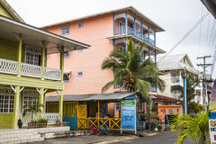 Bocas del托罗,巴拿马 免版税库存图片