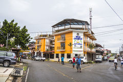 Bocas del Toro, Παναμάς Στοκ Εικόνα