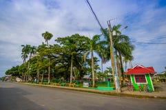 Bocas Del Toro Панама стоковое изображение rf