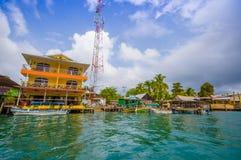 Bocas Del Toro Панама стоковые фото
