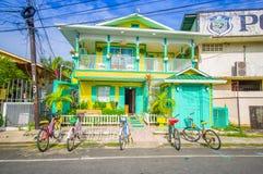 Bocas Del Toro Panama stock afbeeldingen