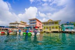 Bocas Del Toro Panama Imagen de archivo libre de regalías