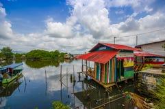 Bocas del Toro Panama stock photo